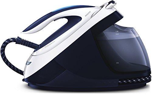 Philips Ferri da Stiro con Caldaia GC9614/20 Ferro con Generatore PerfectCare Elite con Tecnologia OptimalTEMP, Colpo Vapore 500g